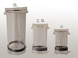 水质采样器 聚创800型有机玻璃采样器
