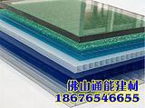 佛山PC耐力板加工找佛山通能建材供应绿色环保实心耐力板