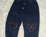 2013秋款 童装 时尚潮流韩版裤子 可可一派男女童牛仔裤厂家直