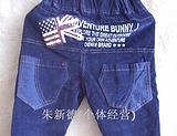 13秋款上新 韩版男女童裤牛仔裤 可可一派厂家直销