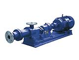 供应博山螺杆泵;污泥泵,不锈钢螺杆泵