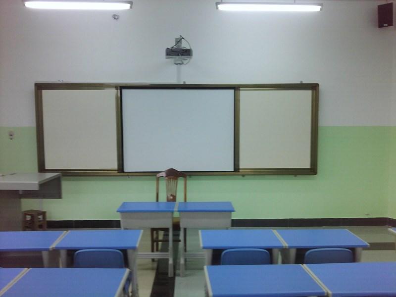 教室白板报设计