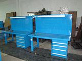 平湖挂板式工作台图,佛山组合式工作台价格
