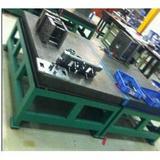 深圳模具台生产厂家,斗门带挂板工作台价格