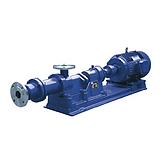 供应博山螺杆泵;污泥泵价格;不锈钢螺杆泵