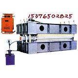 贵州电热式水冷却胶带硫化机