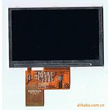 瀚彩8寸车载屏HSD080IDW1-C01|瀚彩液晶屏8DC