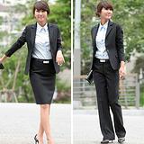 供应秋冬西装,女式职业套装,OL职业通勤装,专业订做