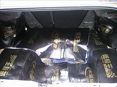 雪佛兰景程全车大能隔音降噪,打造静谧驾驶空间