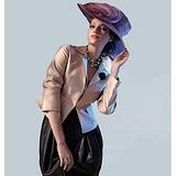 欧美西装外套高档品牌女装加盟古琦路【GUCIUME】品牌女装