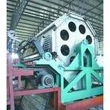 供应纸浆模塑生产设备,鸡蛋托盘,蛋托机械,发泡布机,祥龙塑机