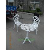 供应一桌两椅,铸铝家具,铸铝垃圾桶,铸铝垃圾箱,铸铝邮箱