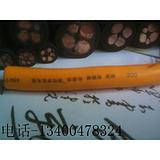 河南加工橡套电焊机电缆 橡套电焊线电缆 黄色弹性体软电缆