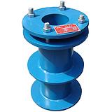污水处理厂预埋防水套管安装方法
