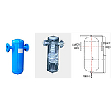 供应 气液分离器 气水分离器厂家 集水放水器最新价格