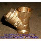 沧州裕华机械专业油泵,Y型过滤器,过滤器配件