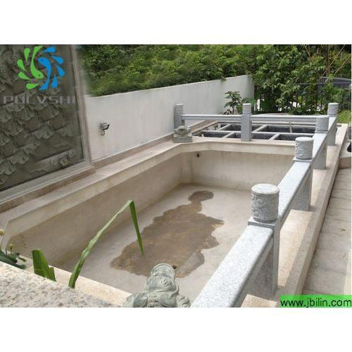 别墅景观鱼池设计建造工程