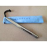 出口用钛合金战术笔厂家,批发加工钛合金签字笔,钛钢笔订制