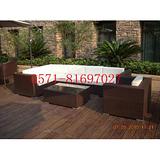 专业生产制造编藤铸铝家具,美式座椅