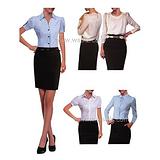 威仕顿服装专业制服订做 西服订制 女士职业西装订做