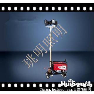 工作灯 检修灯价格 全方位大型移动照明车 m sfw6110c 批高清图片