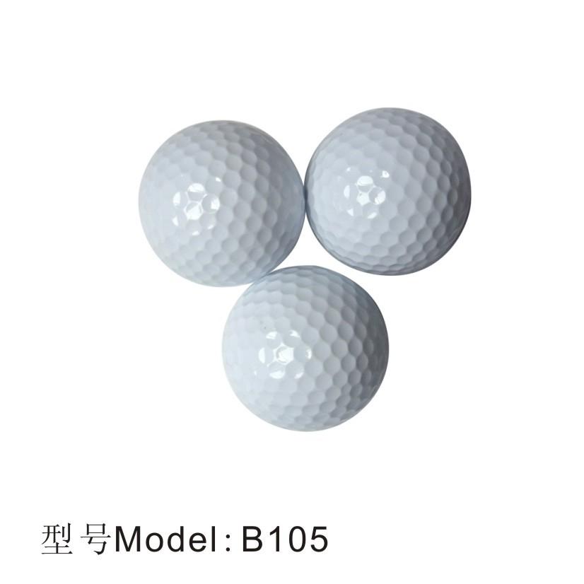 厂家大量直销高尔夫浮水球 b105