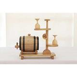 工艺橡木酒桶