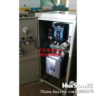 110千瓦水泵电机降压控制柜 软启动配电柜