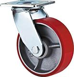 山东聚氨酯万向轮销售(经久耐用、耐磨、保护地面)