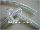 耐磨钢丝管,耐磨PU管,耐磨透明波纹管