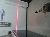 一字线划线激光器