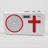 厂家直销正品香柏树F-153圣经播放器 基督教品牌高品质8G包邮