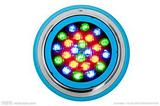 批发优质泳池LED灯,水下灯,水底LED七彩灯,国内各区域