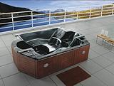批发优质SPA蒙娜丽莎按摩浴缸,湘水设备售后安装一体服务国内