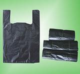 黑色背心袋-塑料袋生产厂家