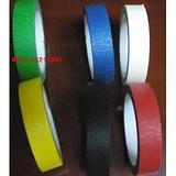 彩色美纹纸 红色 蓝色 黑色美纹纸胶带 整顿仓库 低价销售