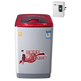 提供小区学校工厂长虹投币式洗衣机