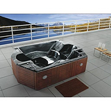 SPA蒙娜丽莎按摩浴缸,湘水设备售后安装一体服务供应西南地区