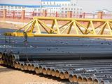 聚乙烯聚氨酯发泡保温管道河北孟村防腐保温钢管生产厂