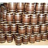 橡木酒桶价格基地\木质酒桶专业定制