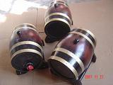 曹县商家专业生产实木酒桶\橡木酒桶价格