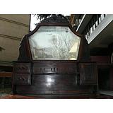 徐汇区老红木梳妆台回收老红木家具收购公司
