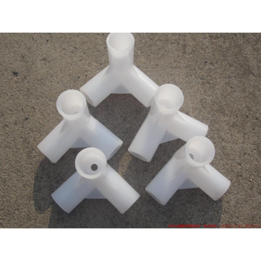 塑料接头  主营: 塑胶模具开发 模具设计制造 模具定制 注塑加工 管塞