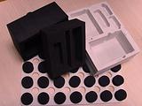 厂家低价订做泡绵制品 泡绵垫 泡绵片 EVA减震垫
