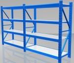 专业生产重型仓储货架,韶关层板式货架