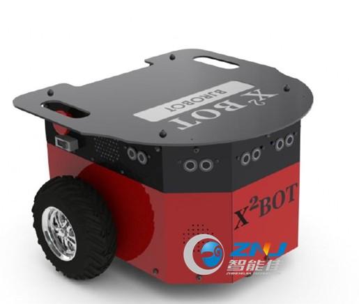 是一款轮式移动机器人开源开发平台:两轮差速驱动,高续航能力,丰富的