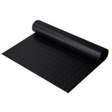 PVC材质铜钱纹走道垫 防滑走道垫 地垫