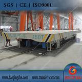 工程机械KPDS-150T电动轨道过跨车