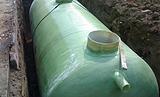玻璃钢化粪池、玻璃钢隔油池、缠绕玻璃钢化粪池