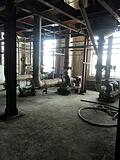 供应蒸盐酸废酸三效四效强制结晶蒸发器材质316L;钛材